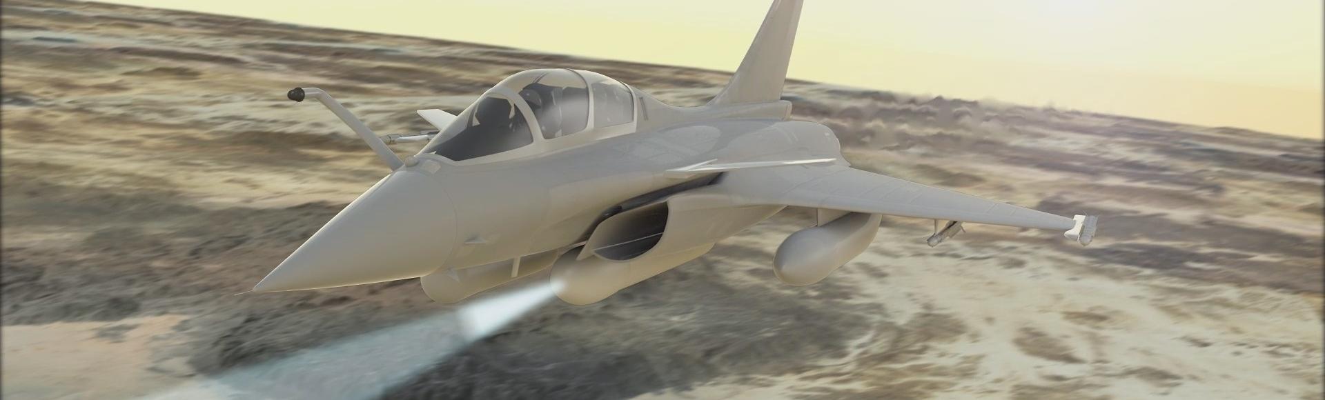 animation en infographie 3d pour le secteur de la défense militaire