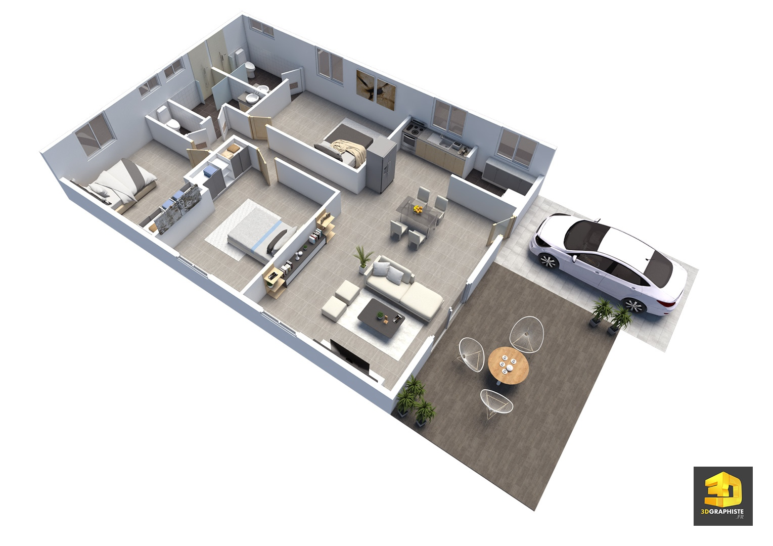 plans de vente de maisons r sidence les jardins d 39 ang lina 3dgraphiste fr. Black Bedroom Furniture Sets. Home Design Ideas