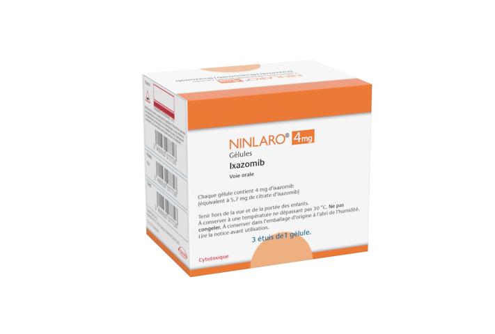 packshot produit medicament takeda infographiste 3d