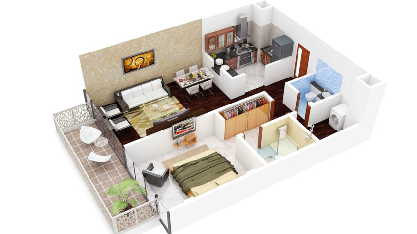 plan de vente - appartement