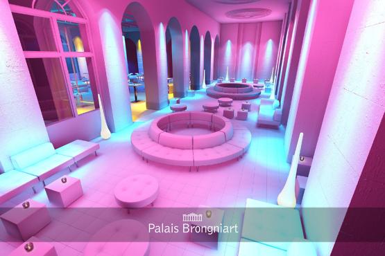 rough évènementiel - palais Brongniart