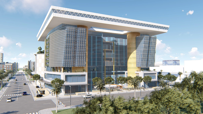 infographiste 3d centre commercial Abidjan
