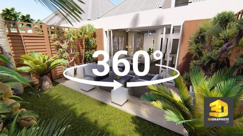 visites virtuelles 3d 360 degrés - immobilier freelance