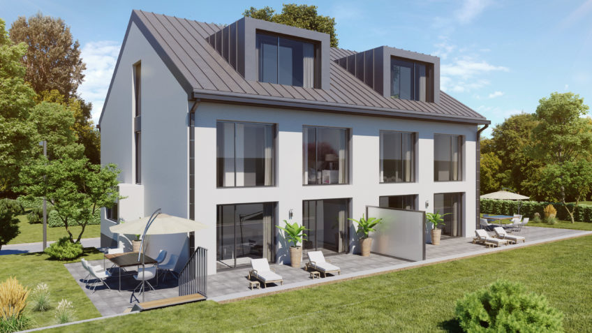 freelance 3d immobilier Luxembourg perspectiviste