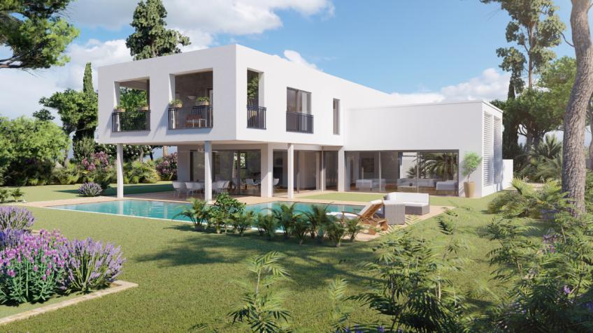 infographiste 3d villa de luxe Marseille - jean-de-figue