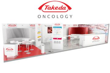 stand laboratoire pharmaceutique takeda designer