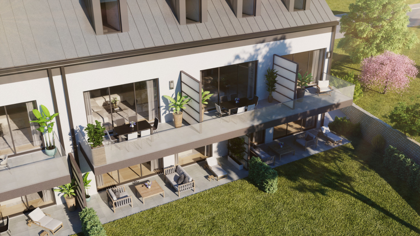infographiste 3d freelance Luxembourg immobilier - résidence