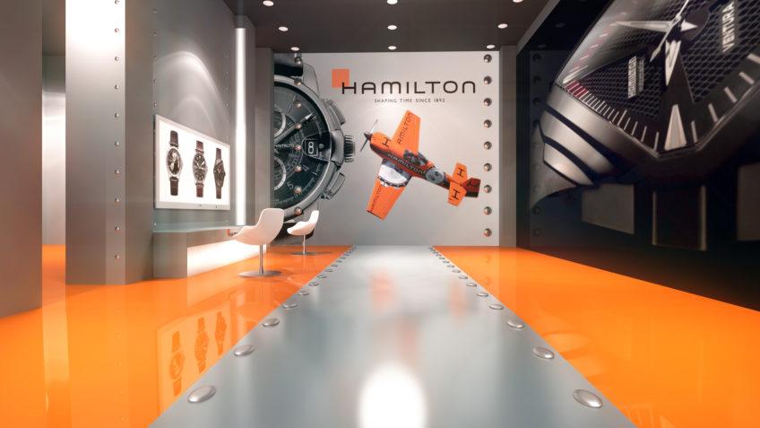 designer magasin - points de vente - freelance Hamilton