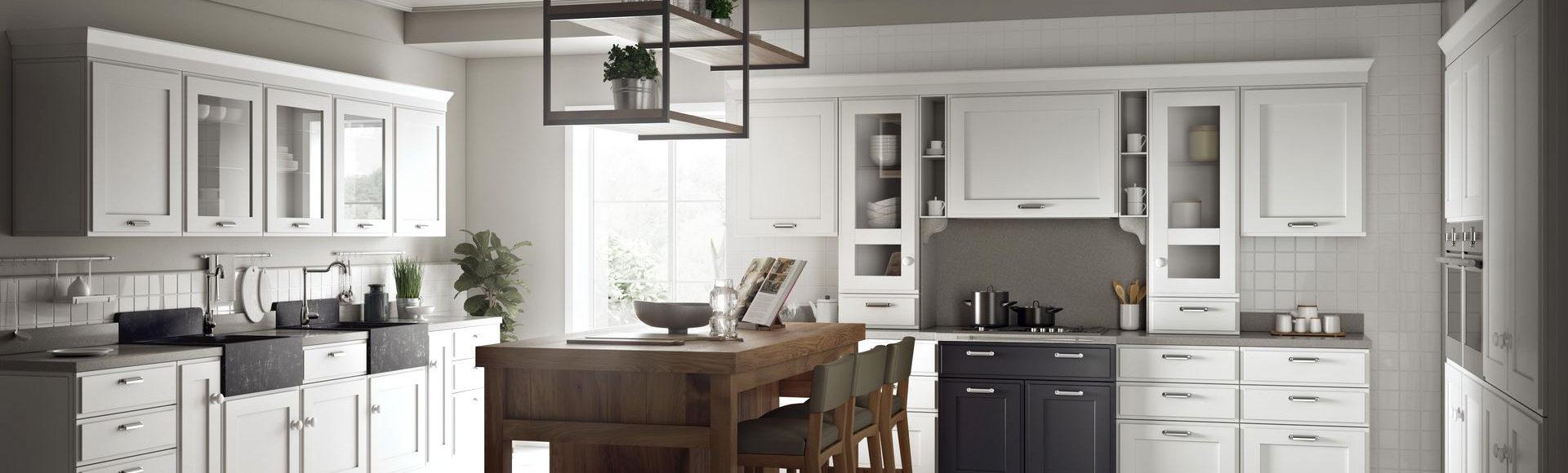 rendu 3d cuisine salle à manger architecture