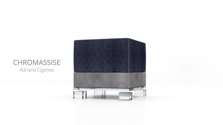 design 3d pouf